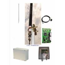 Kit Provedor Completo Antena 25dbi