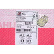 Kit Motor Vw Fusca 1600 Suk Gas. 67 A 84 Mahle - Kaeferpower