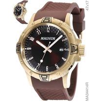 Relógio Magnum Masculino Ma34414r C/ Frete Grátis
