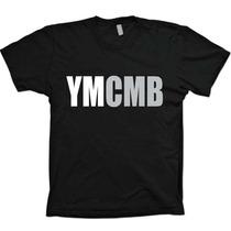 Camisetas Lil Wayne - Ymcmb - Young Money Cash Money