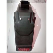 Pára-lamas Traseiro Dafra Speed 150 Suporte Placa