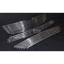 Sobre Grades Spin Aço Inox 304 3 Peças Gm Spin