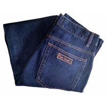 Calça Jeans Masculina Pierre Cardin Tradicional