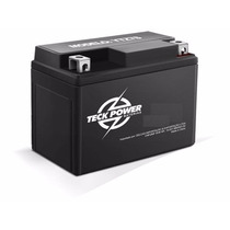 Bateria De Gel Selada Ytx9a-bs (ytx8a-bs) Teck Power Yes 125
