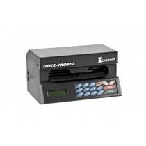 Impressora De Cheque Multi-31100 (acc 300) Cinza