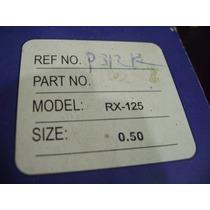 Kit Pistão Toko E Anéis Yamaha Rx125 (0,50mm)