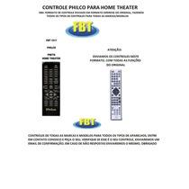 Controle Philco Preto Para Home Theater