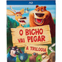 Blu-ray Trilogia O Bicho Vai Pegar - Imperdível !!