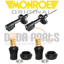 Par Amortecedor Original Monroe & Kit Renault Clio 1.6 99/12