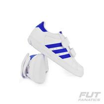 Tênis Adidas Alumno Cf Branco Infantil - Futfanatics