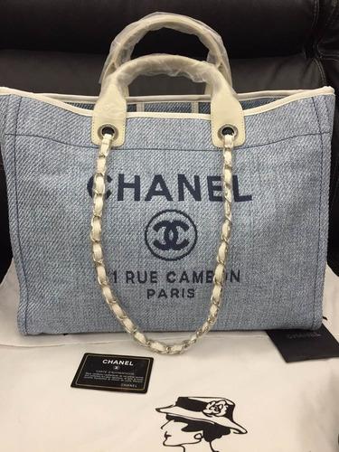 Bolsa Chanel Cambom Deauville Pronta Entrega. R  2390 61e06c667d