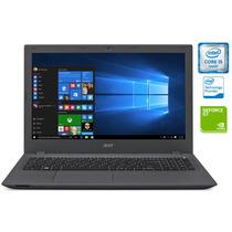 Notebook Intel Com Teclado Numerico Acer Nxgasal002 E5-574g