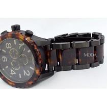 Relógio Nixon Chrono Men´s 51-30 Tartaruga