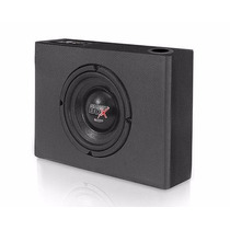 Caixa Som Automotivo Boog Slim Amplificada 120 Rms Pick Up