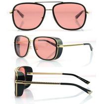 Oculos 2014 Homem De Ferro 3 Matsuda Ray Tony Vermelha