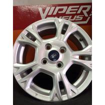 Roda New Fiesta Aro 15 Original !!!! Viper Pneus