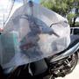 Lona Transparente 4 X 3 Cobertura Capa Impermeável 300 Micra