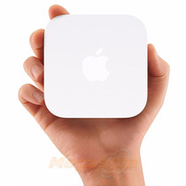 Apple Airport Express Base Station Mc414 Roteador Lacrado