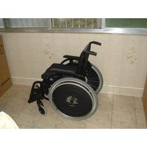 Cadeira De Rodas Ortobras Modelo K3 Com Almofada Roho