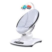 Cadeira De Descanso Mamaroo 3.0 4moms Classic Grey - Com Nf