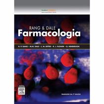 Livro - Rang And Dale - Farmacologia