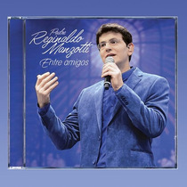 Padre Reginaldo Manzotti - Entre Amigos Cd Original Lacrado