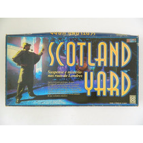 Grow Jogo Scotland Yard Completo 80/90