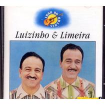 Luizinho & Limeira 1997 Luar Do Sertão Cd Compilação