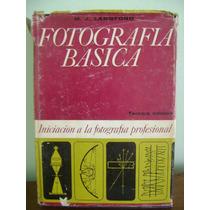 Livro Basica Iniciación A La Fotografia Profesional Langford