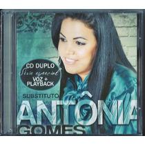 Cd Antonia Gomes - Substituto (duplo Cd + Pb)
