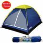 Barraca Iglu 2 Pessoas Camping Mor + Facil De Montar