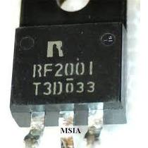 Rf2001 - Rf 2001 - Original - To220 - Tv Lcd/led/plasma