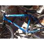 Vende Se Uma Bike Aro 26 Quadro De Alumínio Com Folha Aero