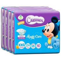 Fralda Cremer Disney Baby Xxg 96 Unidades