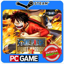 One Piece Pirate Warriors 3 Gold Edition Steam Cd-key Global
