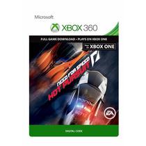 Need For Speed: Hot Pursuit- Xbox 360 - Codigo 25 Digitos