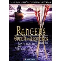 Rangers Ordem Dos Arqueiros Vol. 10 - Imperador De Nihon-ja