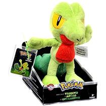 Pelúcia Pokémon Treecko Trainer