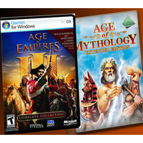 Farming Sim. 2015+ Age Of Empires Completo+ Age Of Mithology