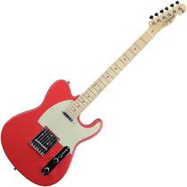 Guitarra Telecaster Tagima T405 Hand Made In Brasil Vermelha