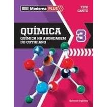 Quimica Na Abordagem Do Cotidiano Volume 3 - Modernaplus