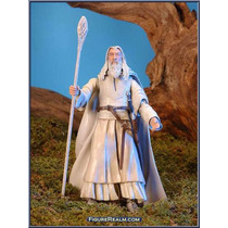 Gandalf The White- Senhor Aneis - Lord Of The Rings - Toybiz