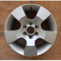 Roda Nissan Frontier Aro 16 (original) Prata