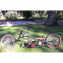 Bicicleta Chopper Motorizada Estilizada Harley Davidson