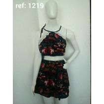 Vestidos Lindos Da Moda!!!! Tecido 100% Viscose Kit 10 Pecas