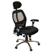 Cadeira Giratória Ergonômica Anatômica Tela Mesh Ergo Tek