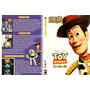Toy Story 1ª Ao 3ª Filmes + Brinde - Dvds