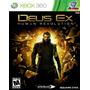 Jogo Xbox 360 - Deus Ex Human Revolution - Novo