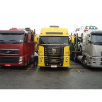 Vw/19-320 Constelletion 10/11 Amarelo Gustavo-caminhões Top