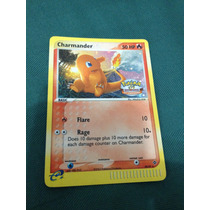 Card Pokemon Charmander Promo City Championships Ultra Raro